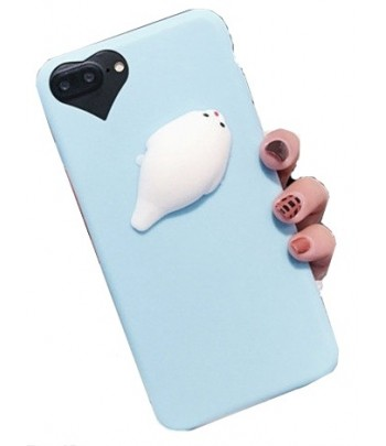 Etui candy z foką do iPhone 8