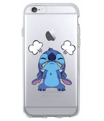 Etui TPU STITCH do iPhone 8