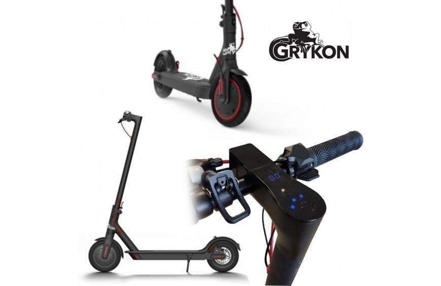 Nowość marki Grykon - Hulajnoga Elektryczna G365 PRO + Ekran LED